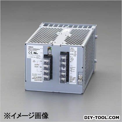 エスコ/esco DC12V/30Wスイッチングパワーサプライ(レール取付) EA940DN-76