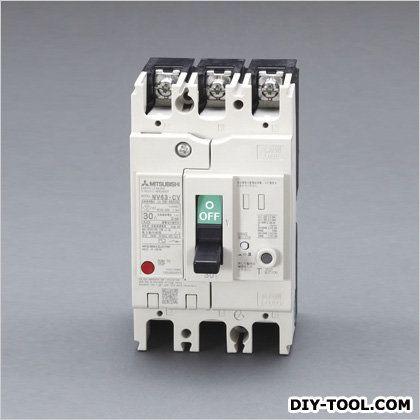 【送料無料】エスコ/esco AC100-240V/30A/3極漏電遮断器(フレーム60)   EA940MN-33  補修・整備ケミカル業務用自動車用部品・資材