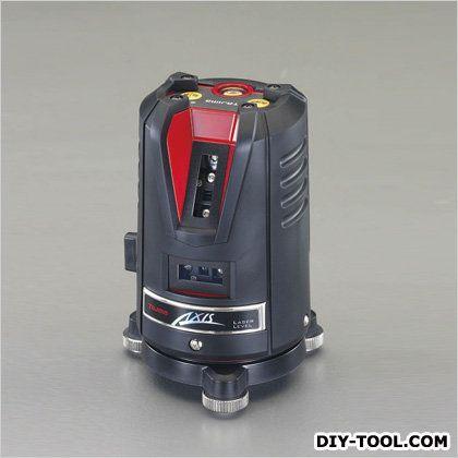 レーザー墨出し器  φ89×129(H)mm EA780T-4A