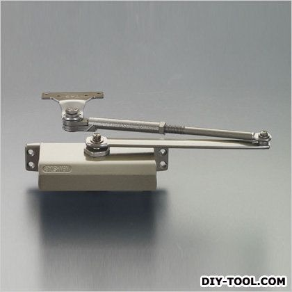 以下ドアクローザー(パラレル型)アンバー  85kg EA951LD-4A