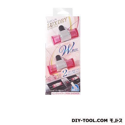 ラックスドライ(車用エアコンルーバー取付けタイプ芳香剤)ピンクシャワー   G27