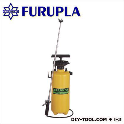 フルプラ ダイヤスプレープレッシャー式噴霧器7L 185 x 185 x 705 mm No.7720