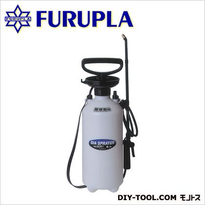 ダイヤスプレープレッシャー式噴霧器単頭式除草剤用  6L用 No.8261