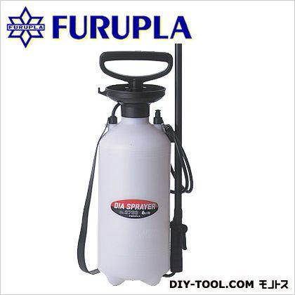 ダイヤスプレープレッシャー式噴霧器6L用単頭式最長1.5m伸縮ノズル付(No.8766)
