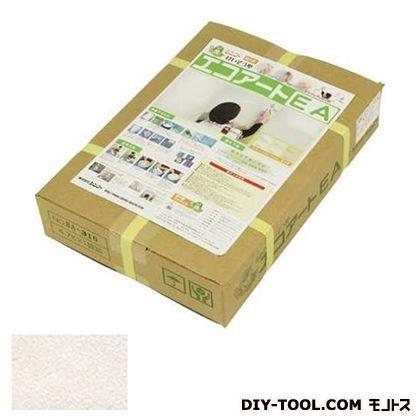 エコアートEA珪藻土(内装専用塗り壁材) フローラルホワイト 4.7kg EA311