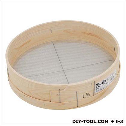 木製砂フルイ(丸型)1.0MM  35cm