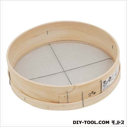 木製砂フルイ(丸型)2.0MM  35cm