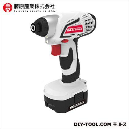 充電インパクトDV18V  (約):幅154高さ205奥行65(mm) SID-180V-15LiD