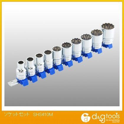 ソケットセット   SHS410M