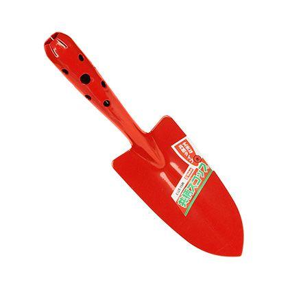 共柄スコップ赤   EGT-15R