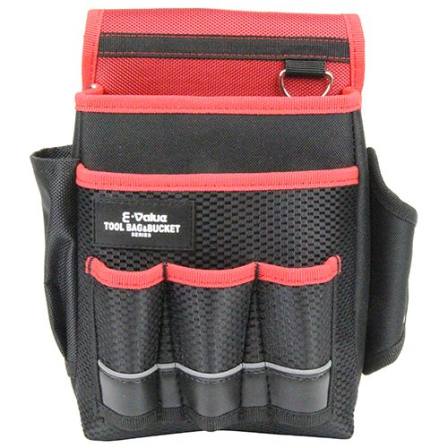 腰袋ホルダー付きレッド   EDK-3D RD