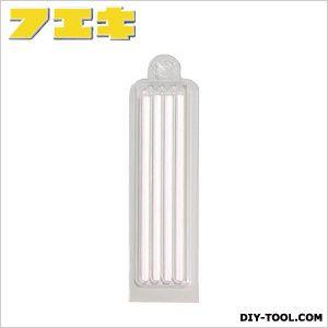 建築用ソフトカラー鉛筆ホルダー替芯(4本入) 白  RSCH1-H