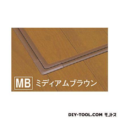 床下樹脂点検口 JT ミディアムブラウン 622×622×40mm(外寸) JT60MB  台