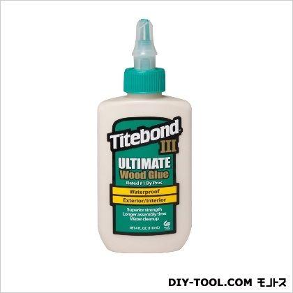 タイトボンド3アルティメット木工用接着剤  4oz(130g)