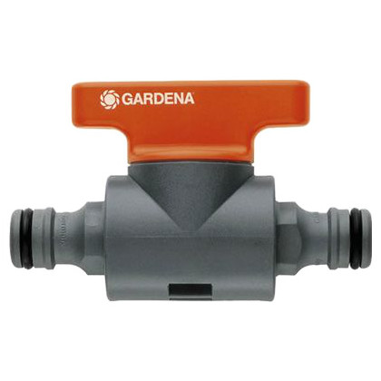 ガルディナ(GARDENA) 水量調節バルブ付ジョイント 2976-26 1個
