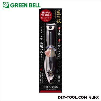 ステンレス製高級つめき シルバー 全長:92mm G-1008