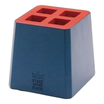 アンブレラキーパー カラーブロック BLUE W105×D105×H105mm K924BL