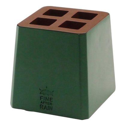 アンブレラキーパー カラーブロック GREEN W105×D105×H105mm K924GR