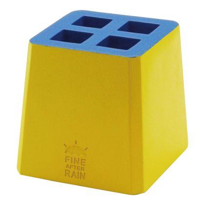 アンブレラキーパー カラーブロック YELLOW W105×D105×H105mm K924YE