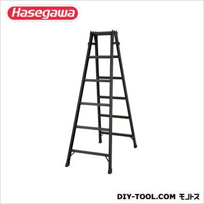 ハセガワアルミ製はしご兼用脚立クロコ   CRO3.0-18