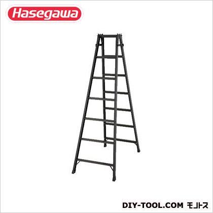 ハセガワアルミ製はしご兼用脚立クロコ   CRO3.0-21