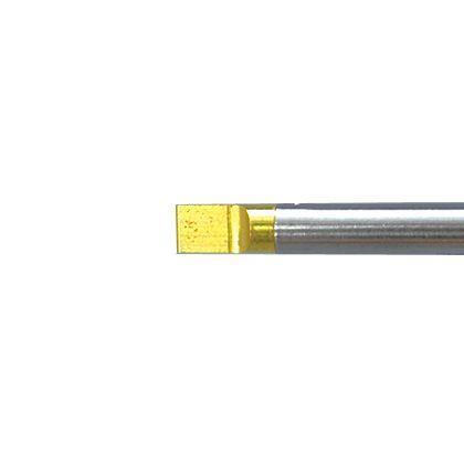 ペン先4.5D型ウッドバーニングマイペン用文字向け   T21-D45