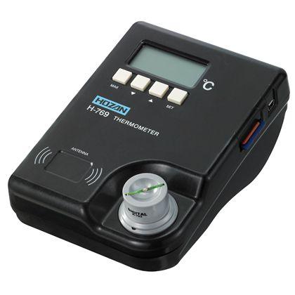 ハンダゴテ温度計(校正証明書付)   H-769-TA
