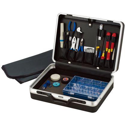 【送料無料】ホーザン/HOZAN 工具 セット (230V) S-60-B230 工具箱 ツールセット 手動工具セット