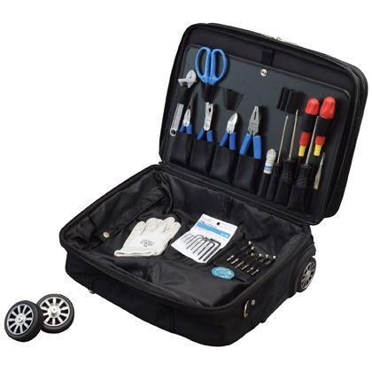 【送料無料】ホーザン/HOZAN 工具 セット (230V) S-201-230 工具箱 ツールセット 手動工具セット