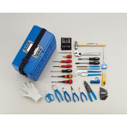 【送料無料】ホーザン/HOZAN 工具 セット S-351 工具箱 ツールセット 手動工具セット