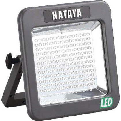 ハタヤ充電式LEDケイ・ライト屋外用白色LED180個(10W)   LWK-10