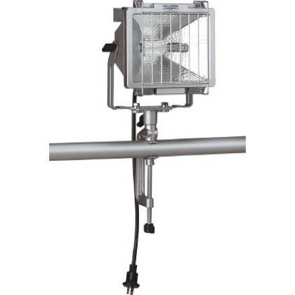 【送料無料】ハタヤ/HATAYA ハタヤ防雨型ハロゲンライト300W100V電線0.6mバイス付 311 x 224 x 250 mm PH-300N