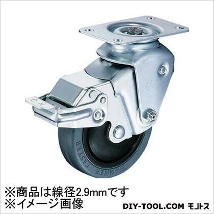 【送料無料】ハンマー クッションキャスター自在SP付ゴム車線径2.9mm 150 x 70 x 180 mm 935BBEFR10029BAR01