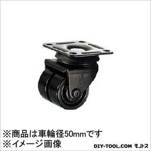 低庄式中荷重用自在ナイロン車50mm   550P-N50BAR01