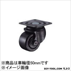 低床式重荷重用自在ナイロン車B入り50mm   540S-NRB50-BAR01