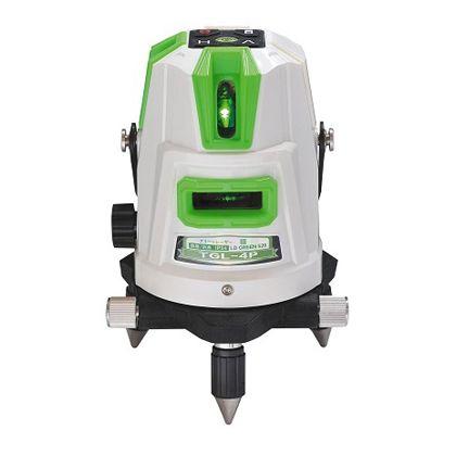 HUT グリーンレーザー 極きわめ 白/緑 径φ94mm×高さ185mm(突出部を除く) TGL-4P