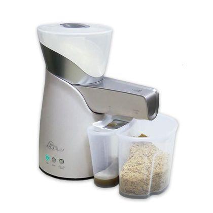 家庭用電動オイル搾り器 オイルプレッソ ホワイト 30×18×35cm