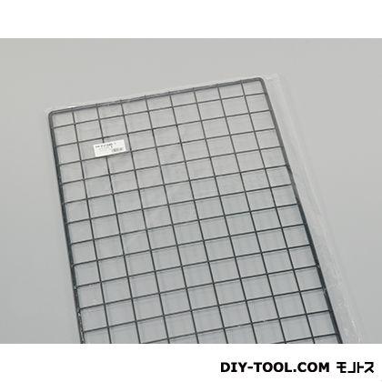 スチールメッシュパネル 黒 450×1800mm PJ1845-1  0