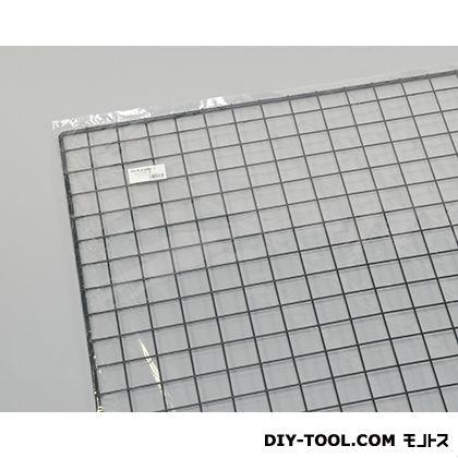 スチールメッシュパネル 黒 900×1800mm PJ1895-1  0