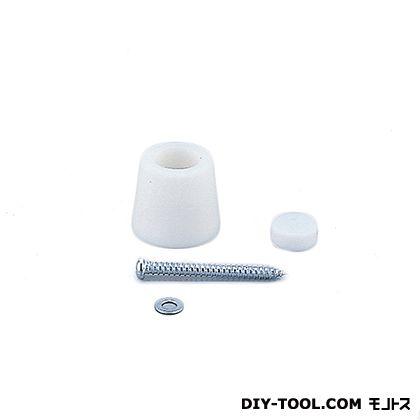 バラゴムクッション戸当り 白 20×23 GD-20-2  0