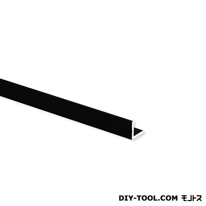 等辺アングル 黒 2.0×15×15×1000mm BA-15154  0