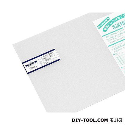 スチロール透明マット  300×450×2.4mm PSWM-3401    0