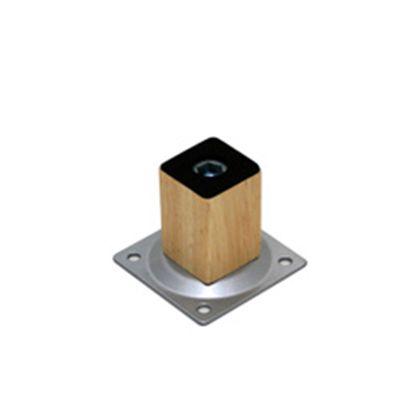 家具用角脚(1本)木製  32×50mm KSW-3205  0