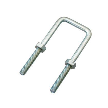 ユニクロ足長コ型ボルトナット付  6×70 F251