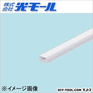 配線カバービニ-ル線用 ホワイト 13×6.5×1000(mm) 014