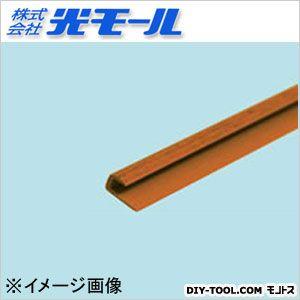 木目ジョイナーコ チーク 11×6.7×4.5×1000(mm) 216
