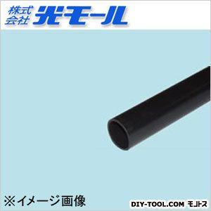 丸パイプ ブラック 30×2×1000(mm) 307