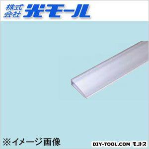 透明バインダー クリア 20×6×1.1×1000(mm) 1662