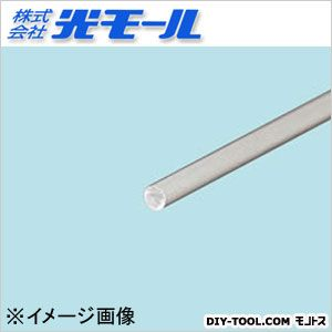 アルミ丸棒 シルバー 4×1000(mm) 534