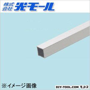 アルミ角パイプ シルバー 15×15×1.5×1000(mm) 553